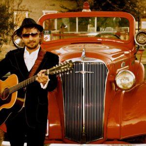 Josh Warbuton music live musician St. George Zion Springdale Kanab Utah